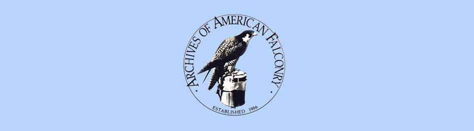 Archives of American Falconry logo