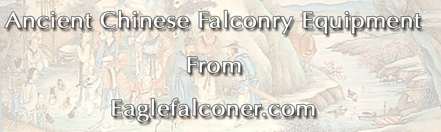 Qing dynasty Emperors enjoyed falconry