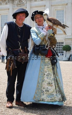 Sue Headon, Jersey Display Falconer