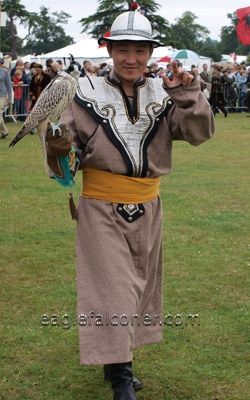 Otgon,  Festival of Falconry